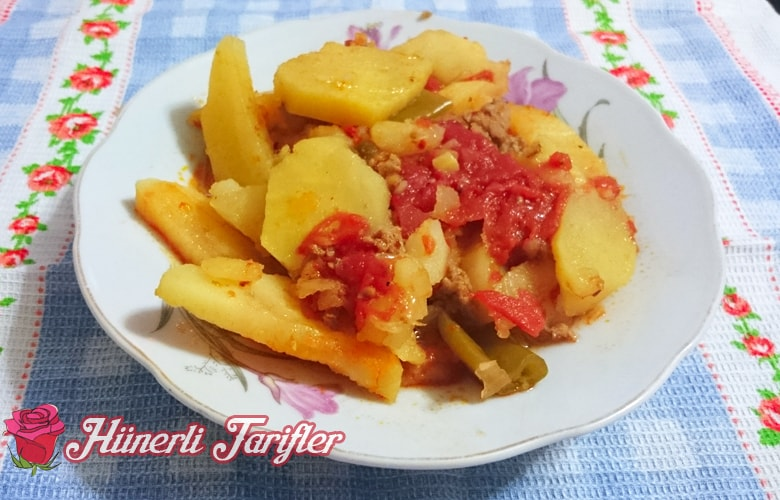 Patates Tavası Tarifi